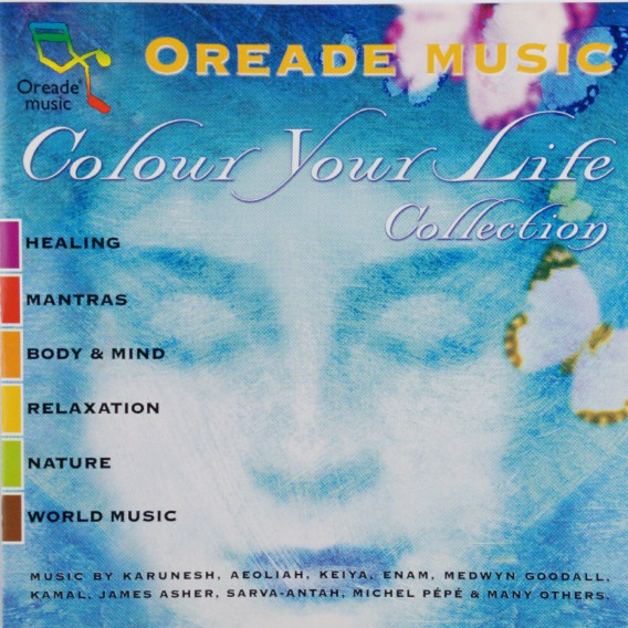 Colour Of Your Life Collection