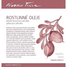 Brožura rostlinné oleje