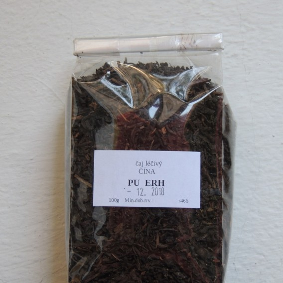 China Yunnan PU ERH