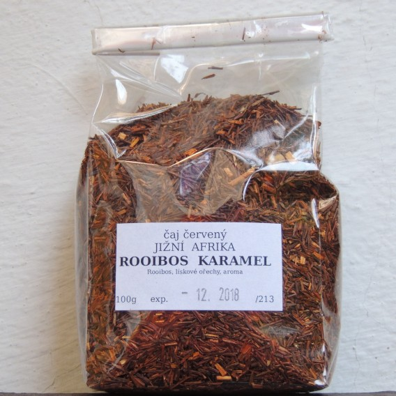 Rooibos Karamel