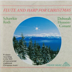 Flute And Harp For Christmas