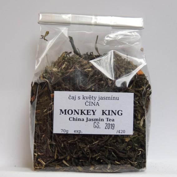 China JASMIN TEA MONKEY KING