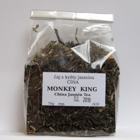 China JASMIN TEA MONKEY KING