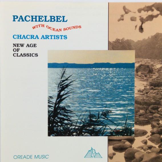 Pachelbel With Ocean Sounds